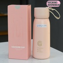 simple vacuum flask antifall car handle student sports small capacity cute handy cup  NHtn259573