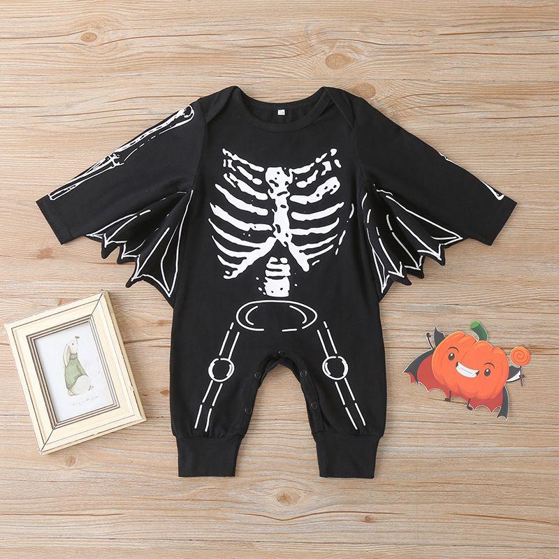 Halloween costume fashion baby longsleeved onepiece wholesale NHLF259629