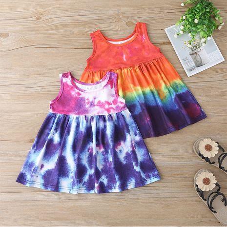 Los vestidos casuales del color del bebé de las muchachas de la moda vendedora caliente venden al por mayor NHLF259659's discount tags