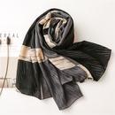 Hot selling fashion allmatch plaid shawl lovers scarf NHGD259779