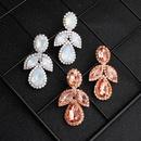 Fashion new bride wedding diamond party dress earrings for women NHHS259916