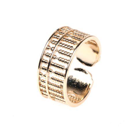 nouveau rétro ancien chanceux abaque perle richesse ouverture bague en cuivre pour hommes et femmes NHPY260042's discount tags