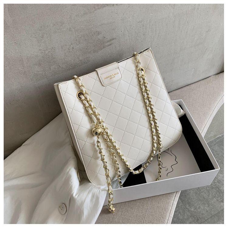 Summer small new wave Korean fashion rhomboid messenger shoulder bag NHTC260118