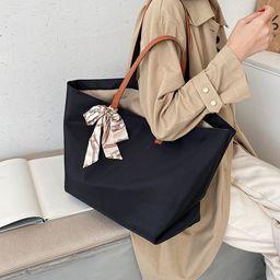 Las señoras simples bolsos de gran capacidad forman el bolso de hombro casual del todo fósforo NHLH260215