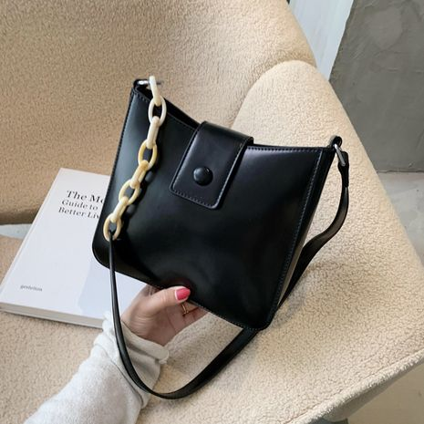 Hot selling fashion personality one-shoulder bucket bag wholesale NHLH260225's discount tags