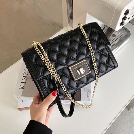 Hot selling fashion ladies shoulder bag popular fashion messenger bag NHLH260254's discount tags