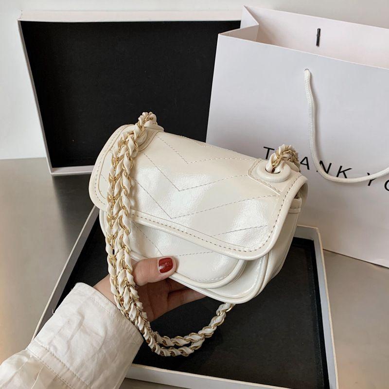 Hot selling fashion popular one-shoulder chain bag messenger bag NHLH260269