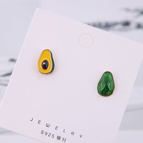 Korean Fashion Sweet OL Demon Eye Personality Stud Earrings NHSC260331's discount tags