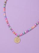 Colored Soft Ceramic womens Necklace wholesale NHGU252000