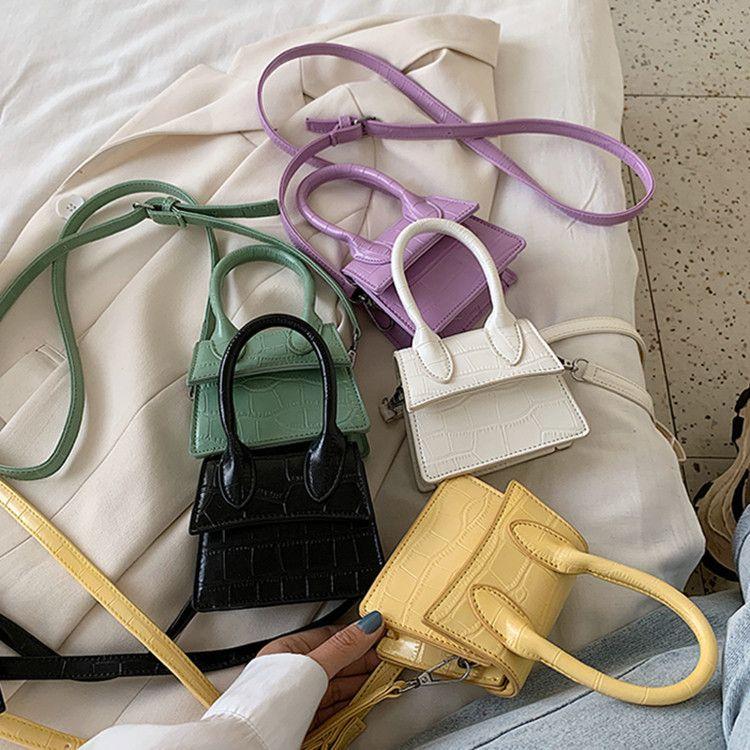 fashion  all-match mini messenger square shoulder bag wholesale NHLH252176