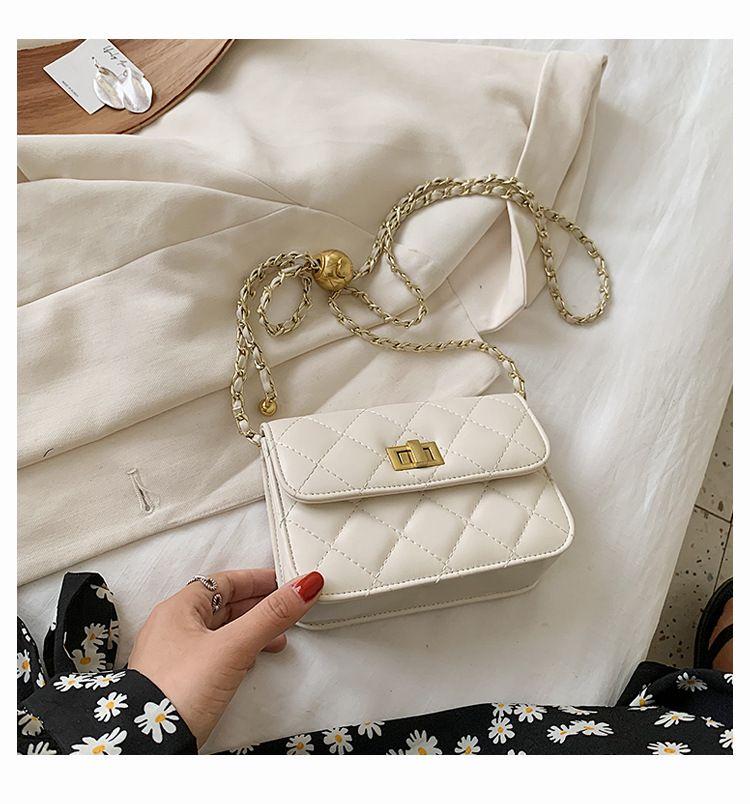 Mini handbags  new fashion rhombus chain messenger shoulder bag wholesale NHLH252179