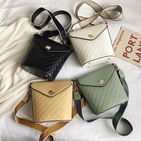 new messenger bucket bag fashion shoulder bag wholesale NHLH252196's discount tags