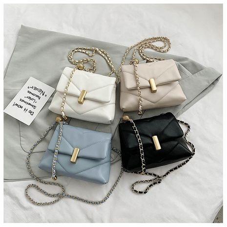 popular new  shoulder messenger bag fashion all-match square bag wholesale NHLH252202's discount tags