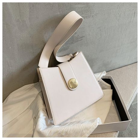 new all-match texture messenger bag fashion single shoulder bag wholesale NHLH252204's discount tags