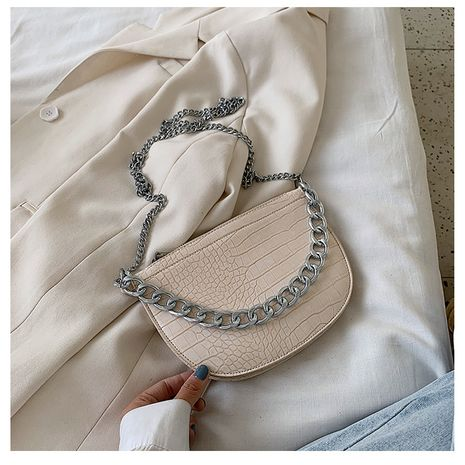 new fashion chain handbag Korean simple and versatile one-shoulder messenger phone bag wholesale NHLH252357's discount tags