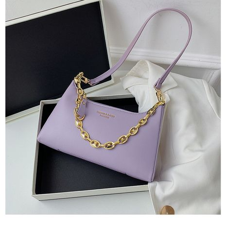 Women's summer small bag new fashion chain shoulder underarm bag wholesale NHLH252358's discount tags