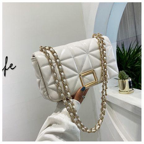 Summer new fashion square single shoulder messenger bag wholesale NHLH252359's discount tags