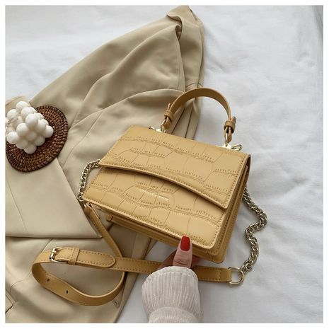 New summer new one-shoulder baguette underarm hand bag wholesale NHLH252361's discount tags