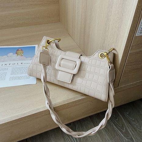 new fashion  single shoulder baguette bag  wholesale NHLH252392's discount tags