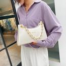 popular new fashion simple oneshoulder underarm handbag wholesale NHLH252393
