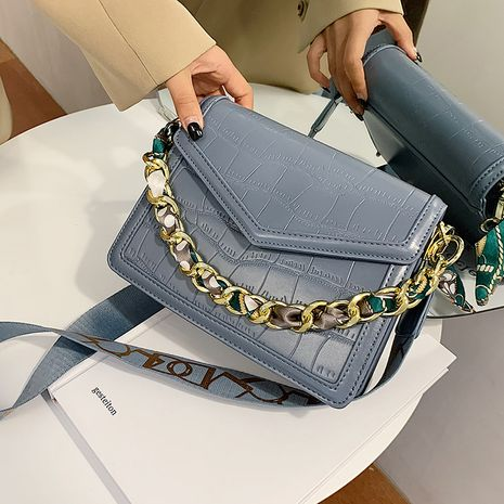All-match handbags popular new fashion shoulder texture messenger square bag wholesale NHLH252442's discount tags