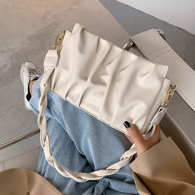 womens new fashion oneshoulder bag Korean messenger square bag wholesale NHLH252446