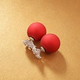 NHLJ1082822-Silver-white-stone-red-pearl