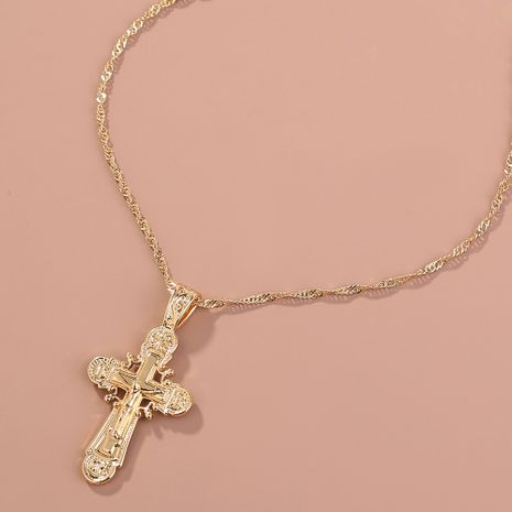 Hot selling fashion creative  portrait pendant necklace   NHAN260470's discount tags