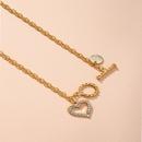 Hot selling fashion retro popular necklace wholesale NHAI260521