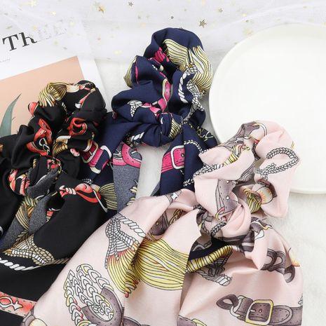 Mode tissu imprimé tissu art coréen cheveux corde cravate cheveux chouchous pour femmes NHJE260571's discount tags