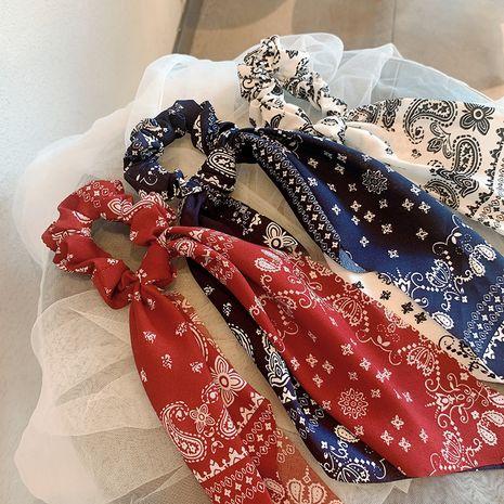 Écharpe en soie carrée à fleurs de mode en gros NHOF260628's discount tags