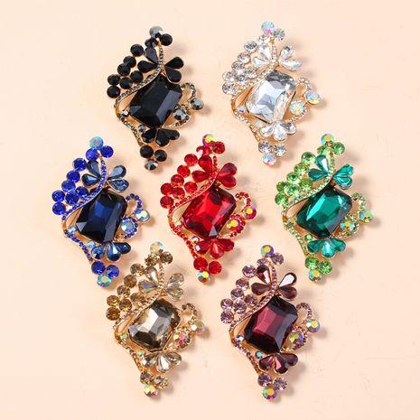 Nuevo broche de diamantes de cristal de moda coreana NHKQ260725's discount tags