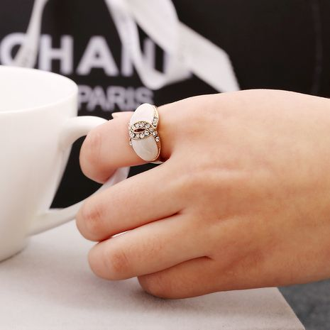 Fashion Diamond  Wild women's rings wholesale NHKQ260741's discount tags