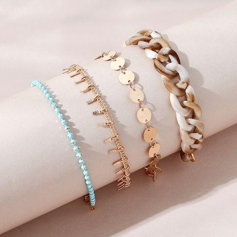 Hot selling fashion popular women's bracelet set wholesale NHPS261191's discount tags
