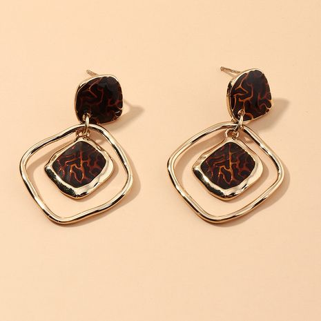 square long geometric earrings for women  NHNZ261278's discount tags