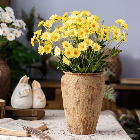 Single fashion new 10 small daisy decoration artificial flower NHNU261403's discount tags