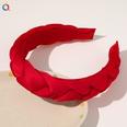 NHDM1140636-B58A-Pinstripe-Twist-Hair-Band-Red