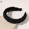 NHDM1140639-B58A-Pinstripe-Twist-Hair-Band-Black