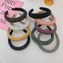 Hot selling fashion crystal wide brim headband wholesale NHSM260831