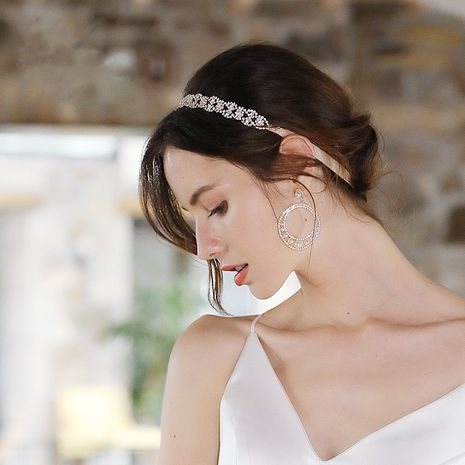 Pendientes de perlas de diamantes redondos retro vendedores calientes de la moda al por mayor NHHS260913's discount tags