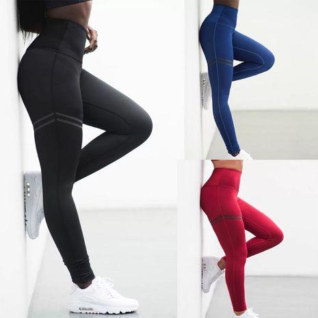 nuevos pantalones elásticos de cintura alta que levantan la cadera para mujer hot-saling NHIS261362's discount tags