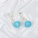 Fashion new Pearl Beads Ball Series Earrings for women hotsaling wholesale NHRN261434