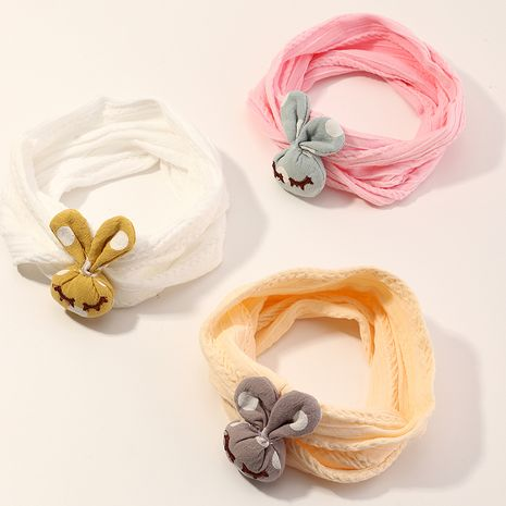 Hot selling fashion yellow and white butterfly hairbands NHNU262547's discount tags