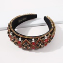 fashion thick sponge  Baroque  headband  NHMD261756
