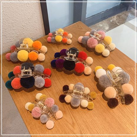Korea fashion simple catch clip wholesale  NHOF261765's discount tags