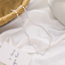 Korea  lanyard pearl antilost artifact lanyard female pearl chain  NHMS261841