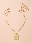 popular retro new simple fashion necklace  NHAI262037