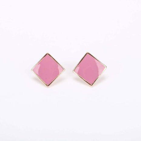 Korea s925 silver needle new dripping geometric irregular fashion wild earrings NHQS262071's discount tags