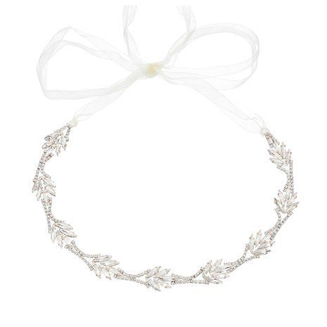 Hot selling fashion diamond rhinestone applique waist chain wedding dress accessories NHHS259877's discount tags