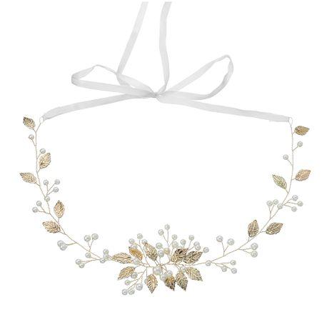 Ceinture de mariage créative chaîne de taille perle à la main sauvage NHHS259880's discount tags